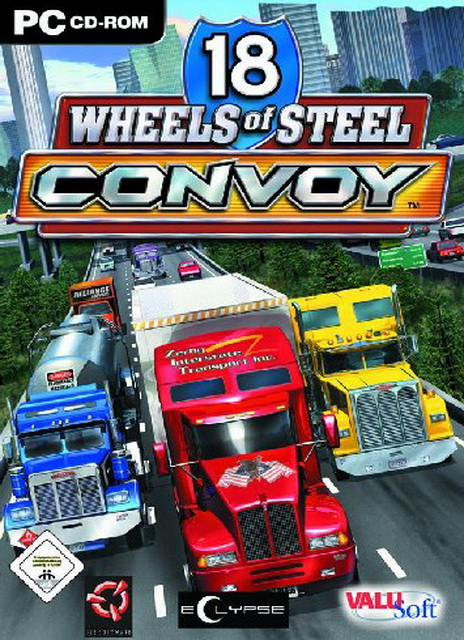 18 Wheels Of Steel Convoy save game