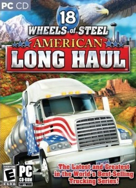 18 Wheels of Steel American Long Haul save game