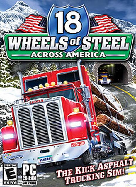 18 wheels of steel across america savegame