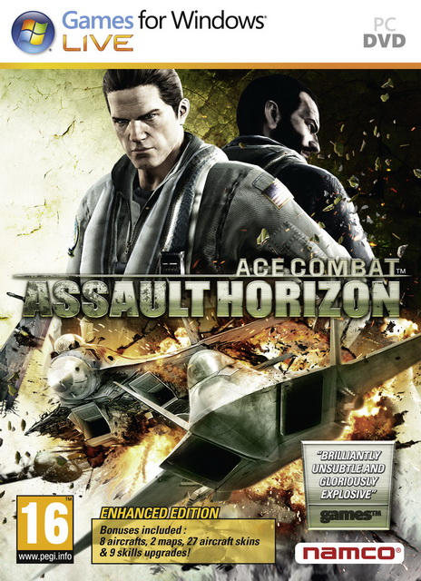 Ace Combat : Assault Horizon cover