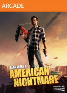 Alan Wake's American Nightmare save game