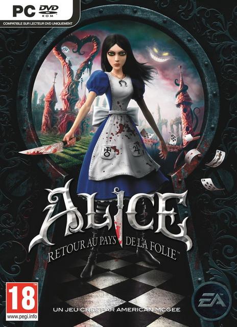 Alice Madness Returns savegame