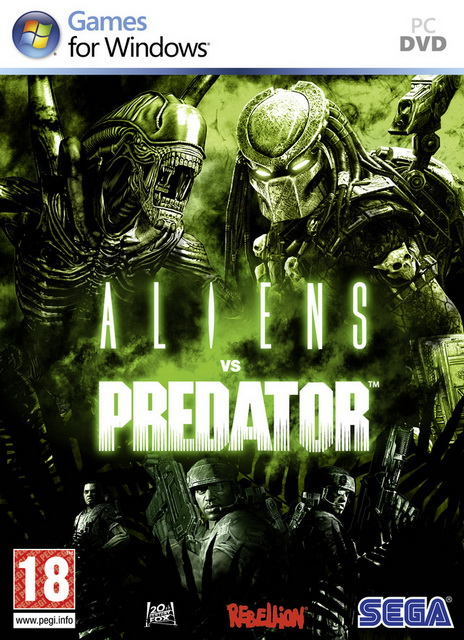Aliens vs. Predator save game PC