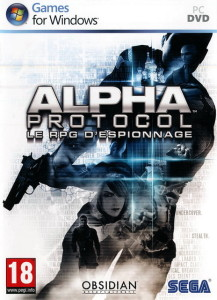 Alpha Protocol pc savegame