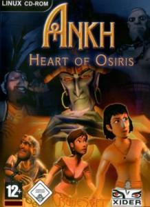 Ankh - Heart of Osiris save game