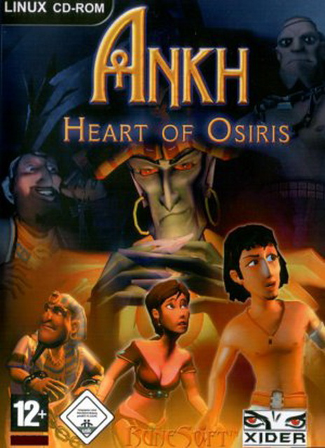 Ankh - Heart of Osiris pc save game