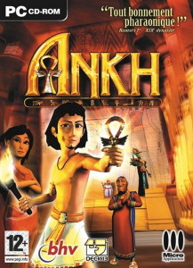 Ankh save game