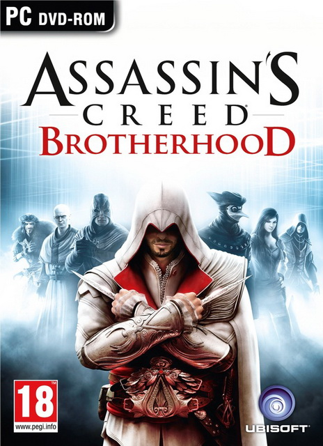Assassin's Creed Brotherhood save game