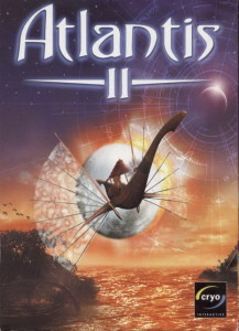 Atlantis 2 save game