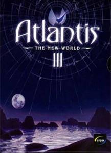 Atlantis III: The New World PC savegame