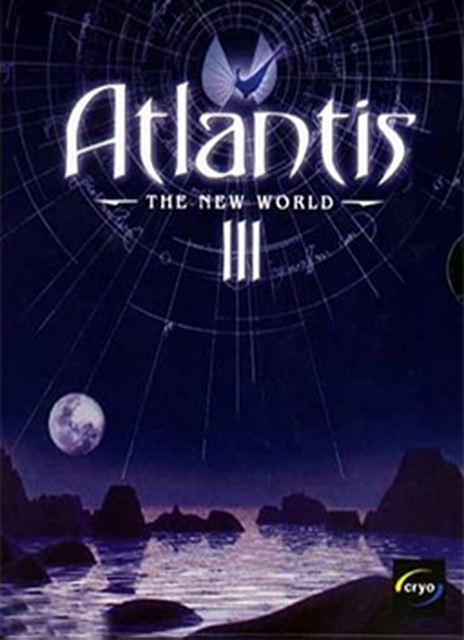 Atlantis III: The New World PC savegame