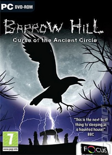 Barrow Hill: Curse of the Ancient Circle pc save game