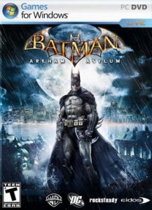 Batman : Arkham Asylum PC savegame