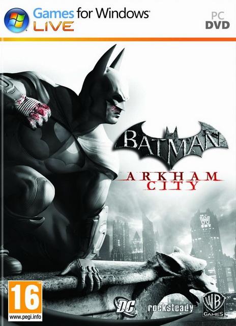Batman Arkham City pc save game