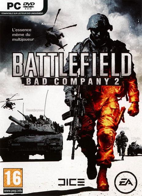 Battlefield: Bad Company 2 pc save game
