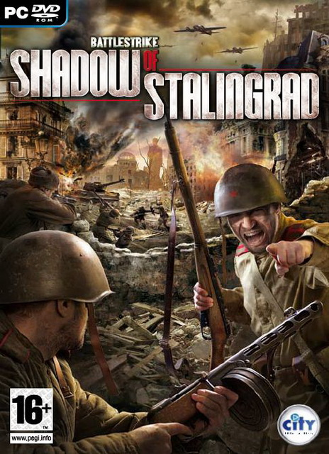 Battlestrike Shadow of Stalingrad PC save game