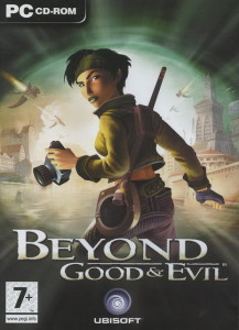 Beyond Good & Evil save game pc