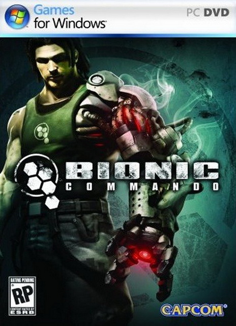 Bionic Commando pc save game
