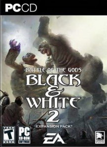 Black & White 2 - Battle of the Gods save game for PC