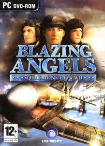 Blazing Angels : Squadrons of WWII pc saved game