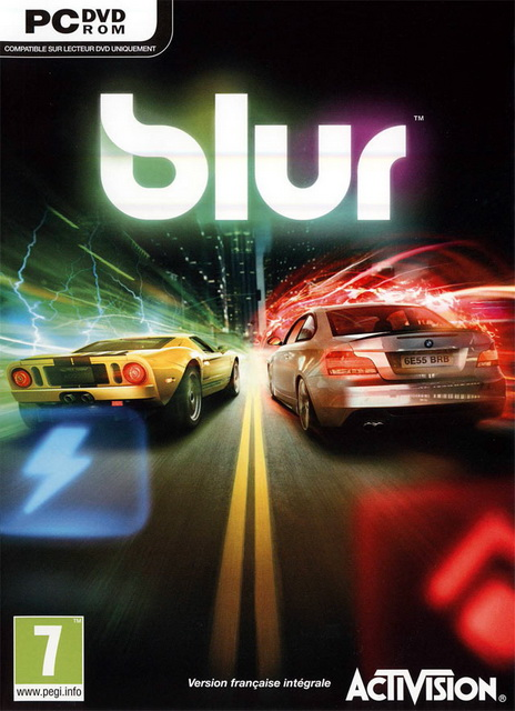 Blur pc save game