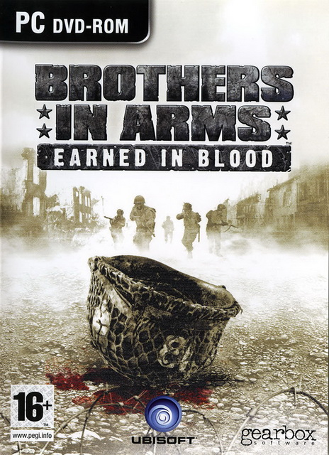 Brothers In Arms Earned In Blood pc savegame