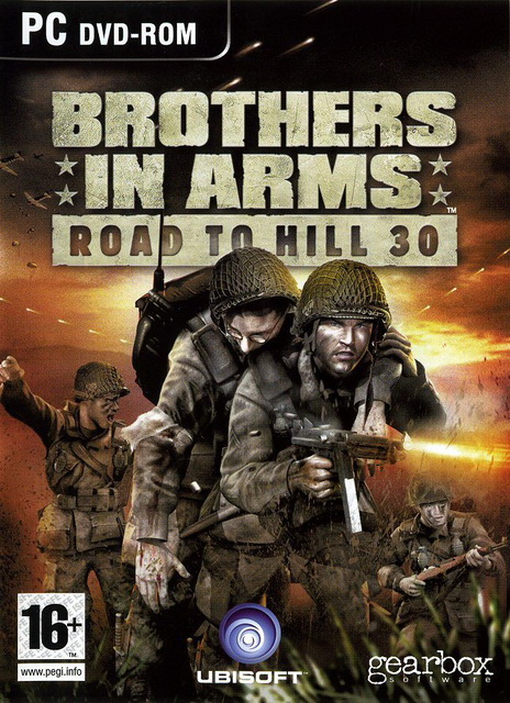 Brothers in Arms : Road to Hill 30 save game for PC