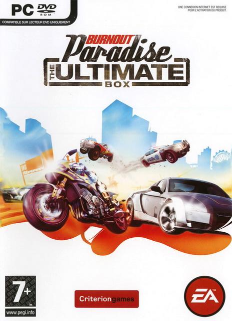 Burnout Paradise pc savegame
