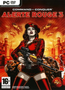 C&C Alerte Rouge 3 saved game for PC