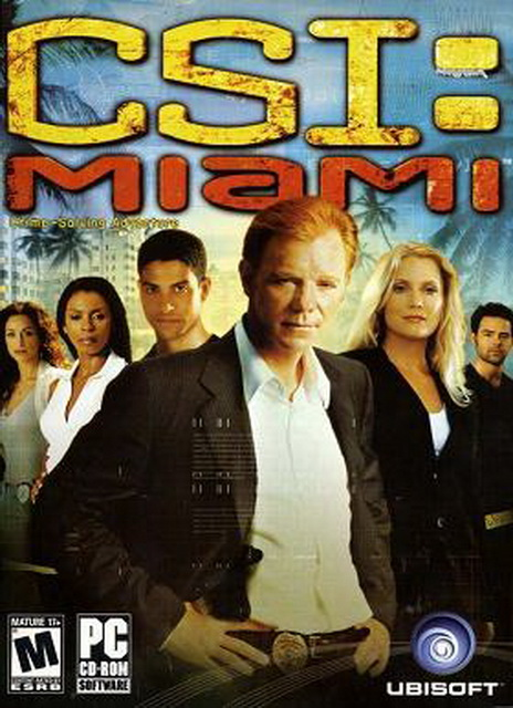 CSI: Miami pc savegame