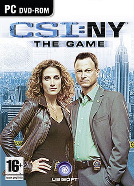 CSI : New York saved game PC