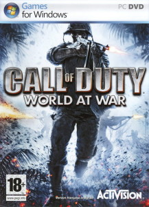 Call of Duty 5 World at War pc
