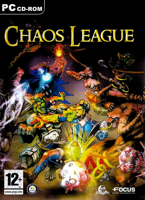 Chaos League save game
