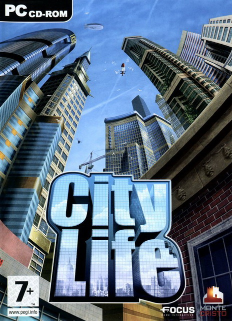 City Life pc save game full