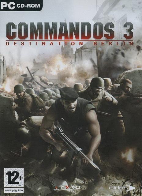 Commandos 3: Destination Berlin savegame