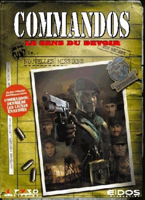 Commandos : Beyond The Call Of Duty pc save game