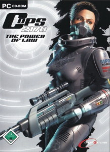 Cops 2170 : The Power of Law PC save game