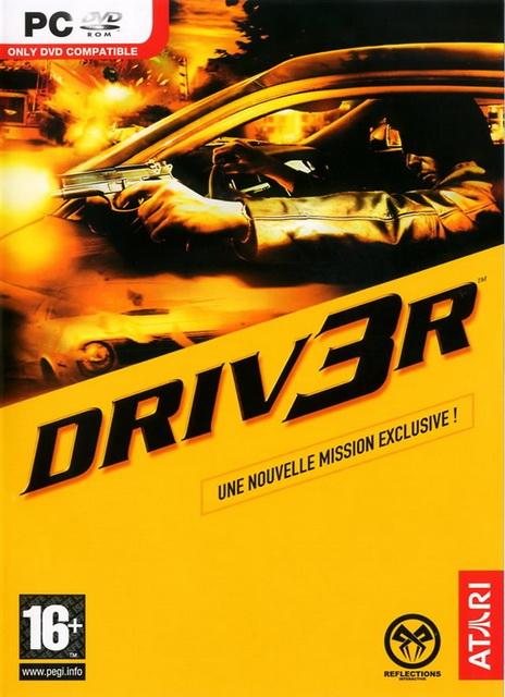 DRIV3R driver 3 save game