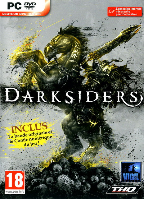 Darksiders pc savegame