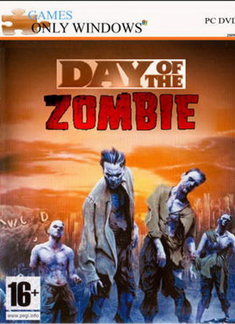 Day of the Zombie pc game save