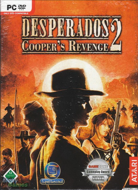 Desperados 2: Cooper's Revenge save game 100% pc