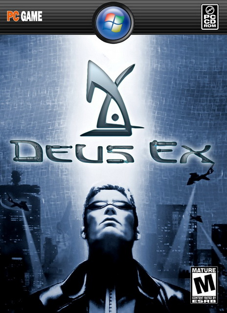 Deus Ex save game