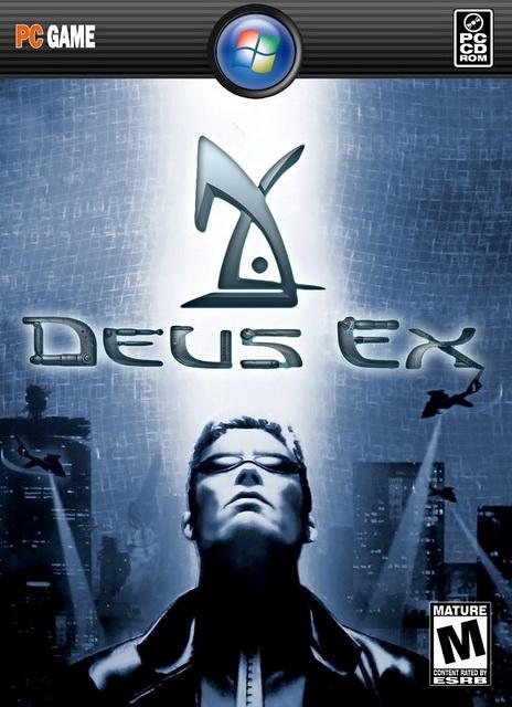 Deus Ex save game
