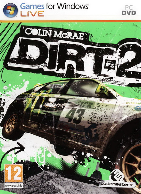 Dirt 2 pc game save