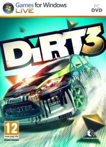 dirt III pc game save 100%