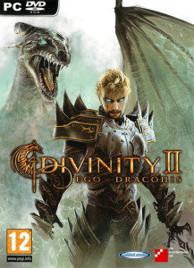 Divinity II: Ego Draconis pc game save 100%