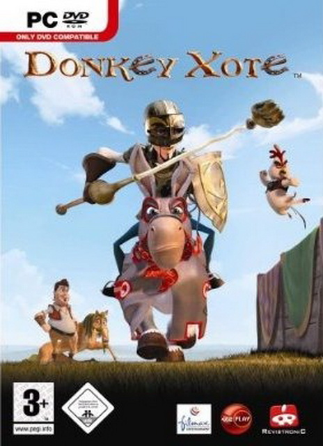 Donkey Xote PC savegame 100%
