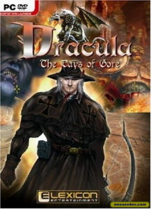 Dracula The Days of Gore gamesave