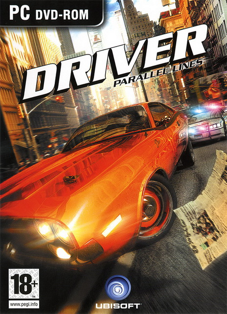 Driver 4 Parallel Lines savegame
