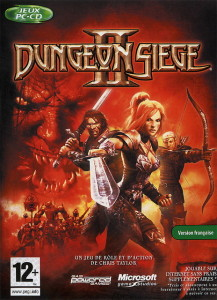 Dungeon Siege II save game 100%
